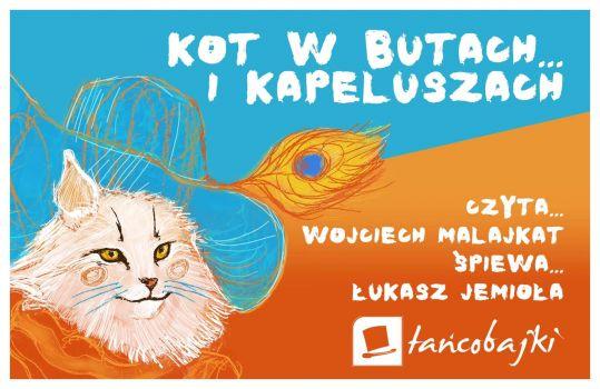 Tańcobajki Kot W Butach I Kapeluszach Tvp Abc