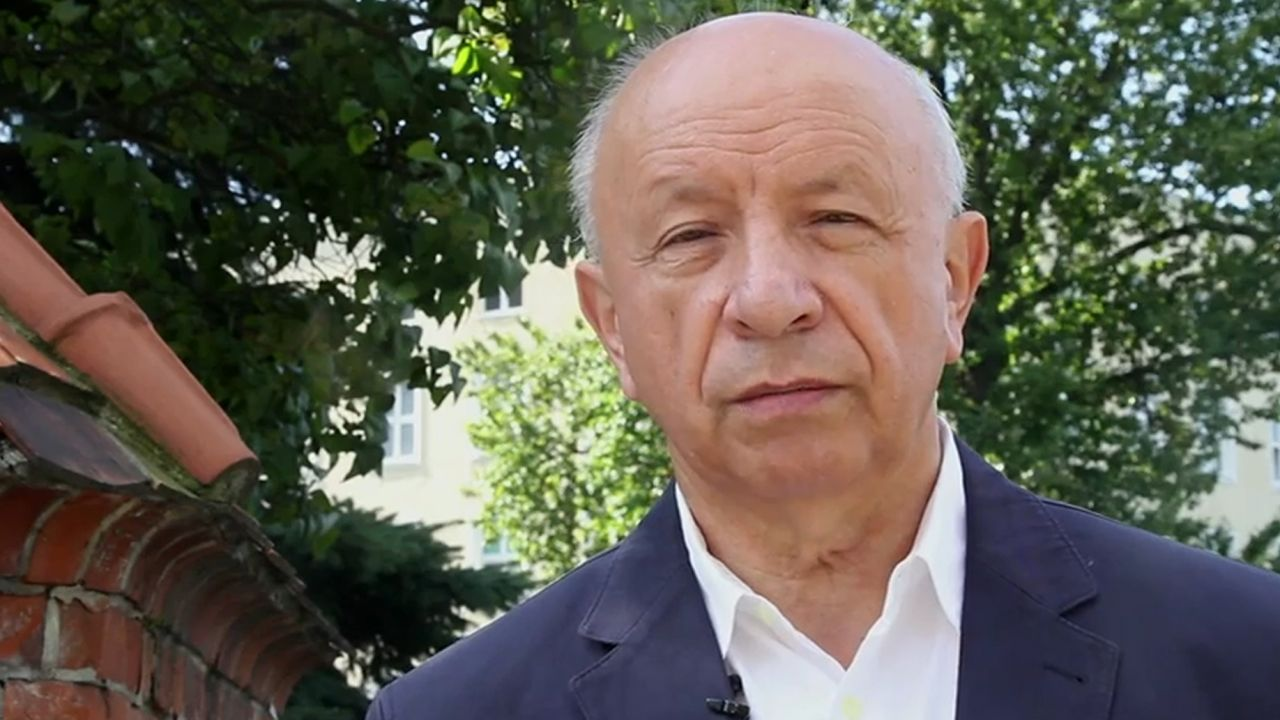 Prof. Bogdan Chazan (fot. youtube.com/Rodzina ma głos!)