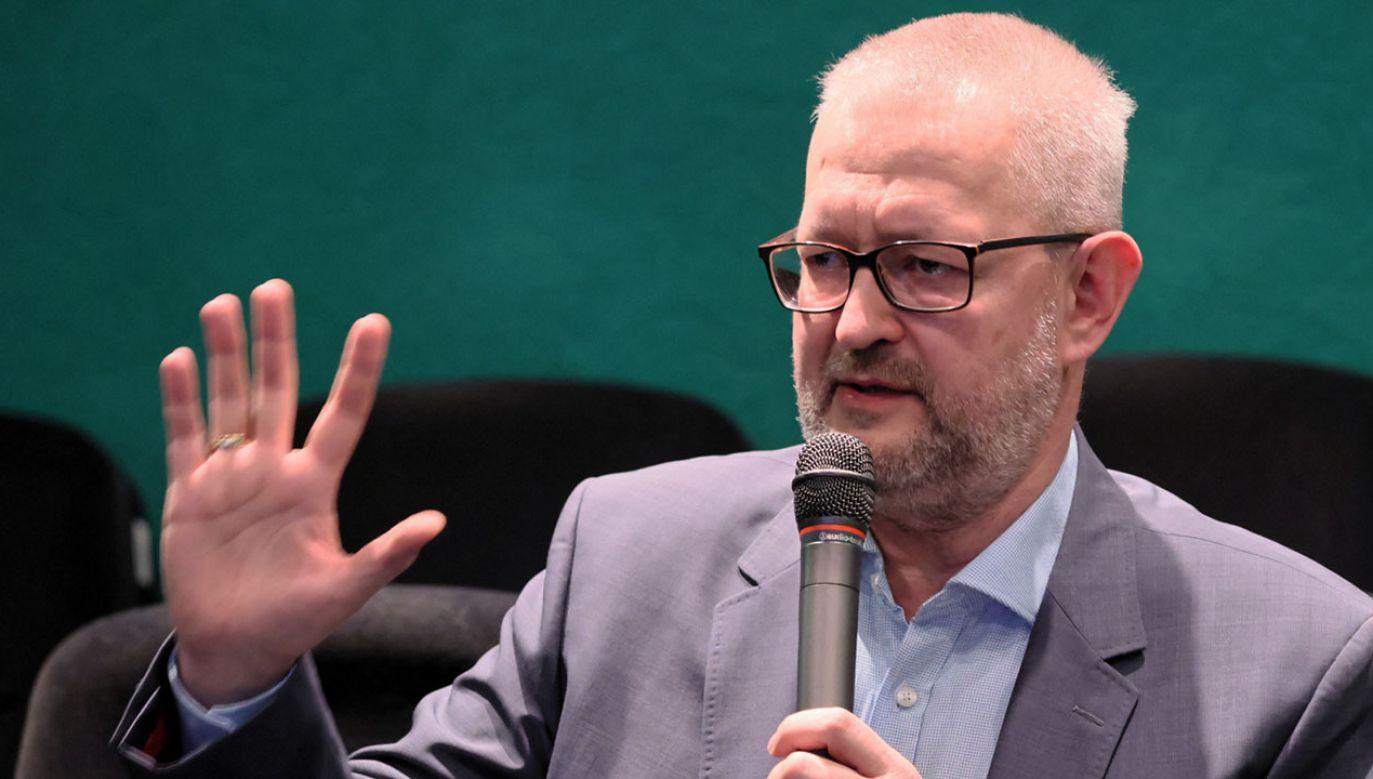 Rafał Ziemkiewicz (fot. PAP/Leszek Szymański)