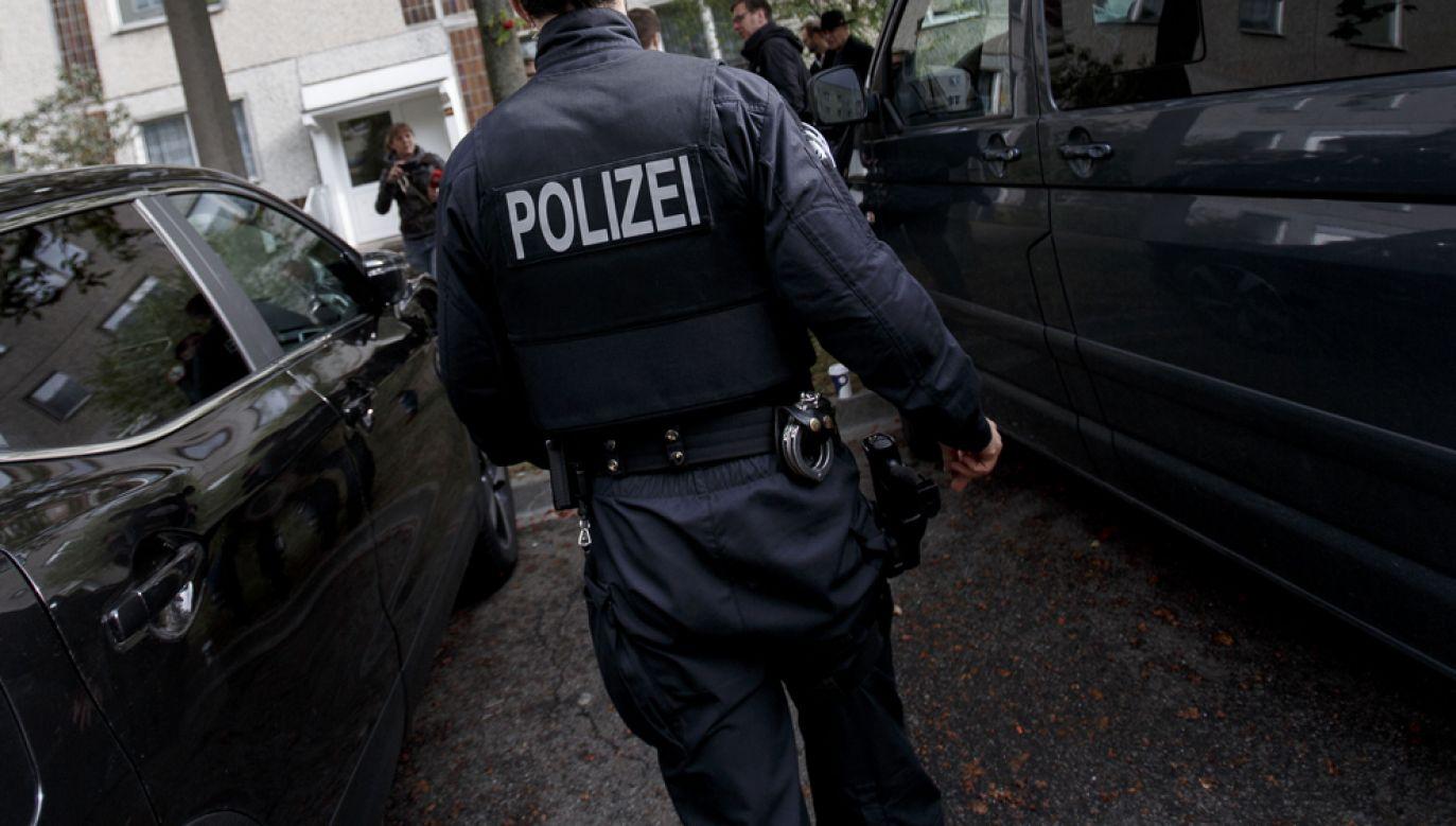 Zatrzymania dokonano w sobotę rano w Kassel na podstawie analizy DNA (zdjęcie ilustracyjne) (fot. Carsten Koall/Getty Images)