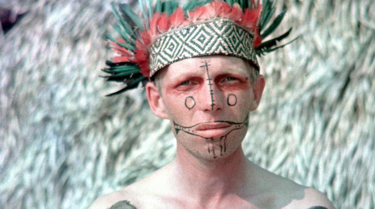 """""""Brzydki, ale sympatyczny"""" biały Indianin. Kim był Tony Halik?"""