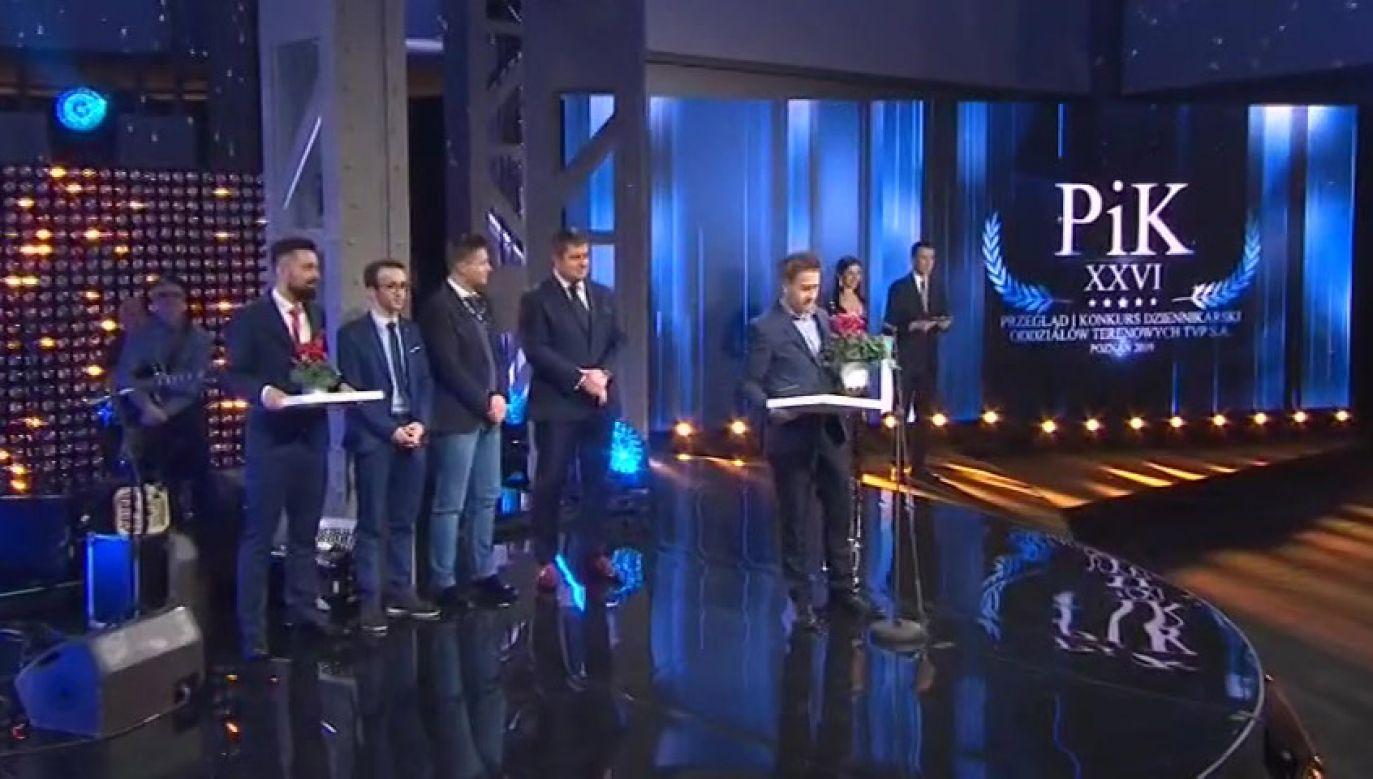 Jury oceniało prace konkursowe z całego kraju (fot. TVP)
