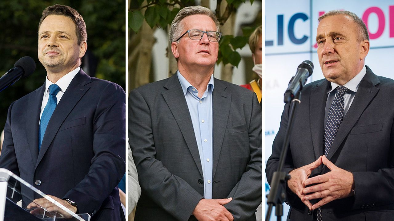 Polityczne wydarzenia komentuje Miłosz Manasterski  (fot. Getty Images)
