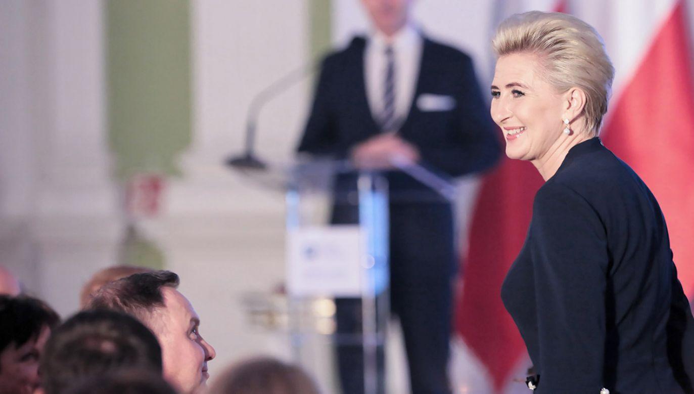 Spotkanie kobiet biznesu odbywa się w Nowym Jorku po raz drugi (fot. PAP/Leszek Szymański)