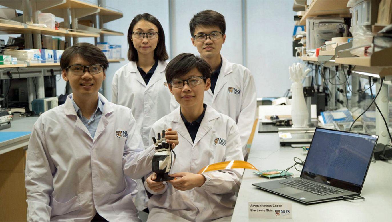 System ACES stwarza ogromne możliwości (fot. National University of Singapore)