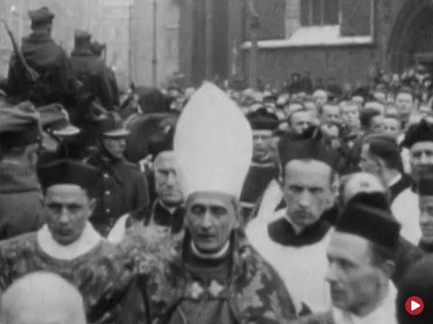 (574) Kardynał Sapieha