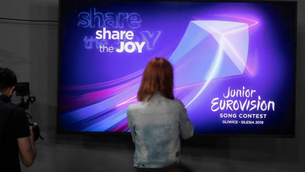 Poznaliśmy oficjalne hasło i logo finału konkursu Eurowizji Junior 2019, który odbędzie się w Polsce (fot. EBU/Andres Putting)