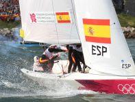 Hiszpanki zdobyły złoto w klasie Elliott (fot.PAP)