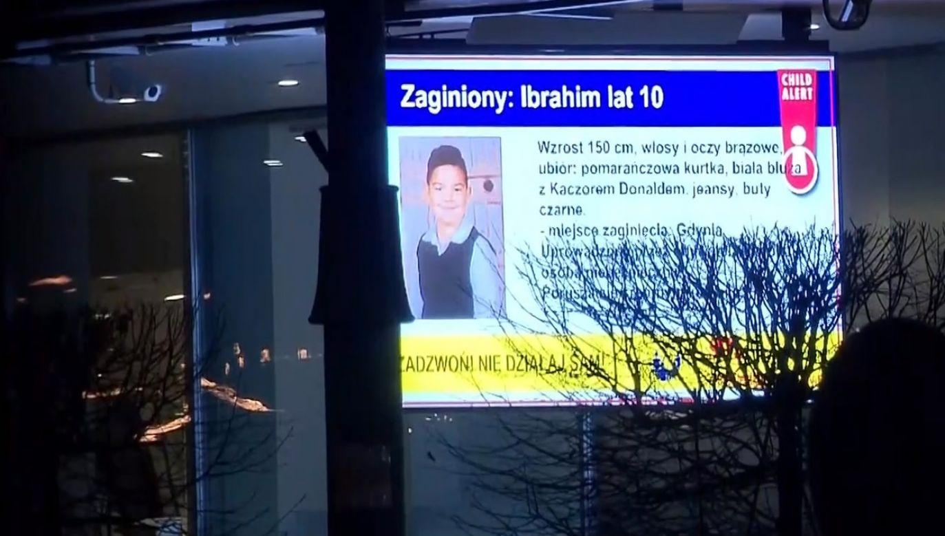 Z dokumentów wynika, że Marokańczyk nie uprowadził syna (fot. TVP Info)
