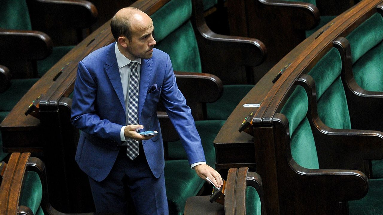 Poseł Platformy Obywatelskiej Borys Budka (fot. arch. PAP/Marcin Obara)