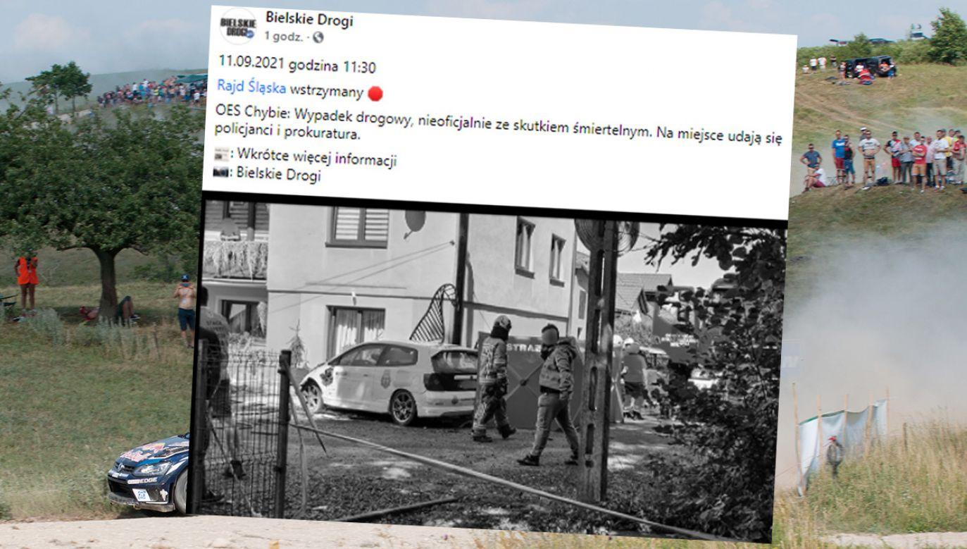 Nie żyje uczestniczka Rajdu Śląska (fot. Shutterstock; FB)