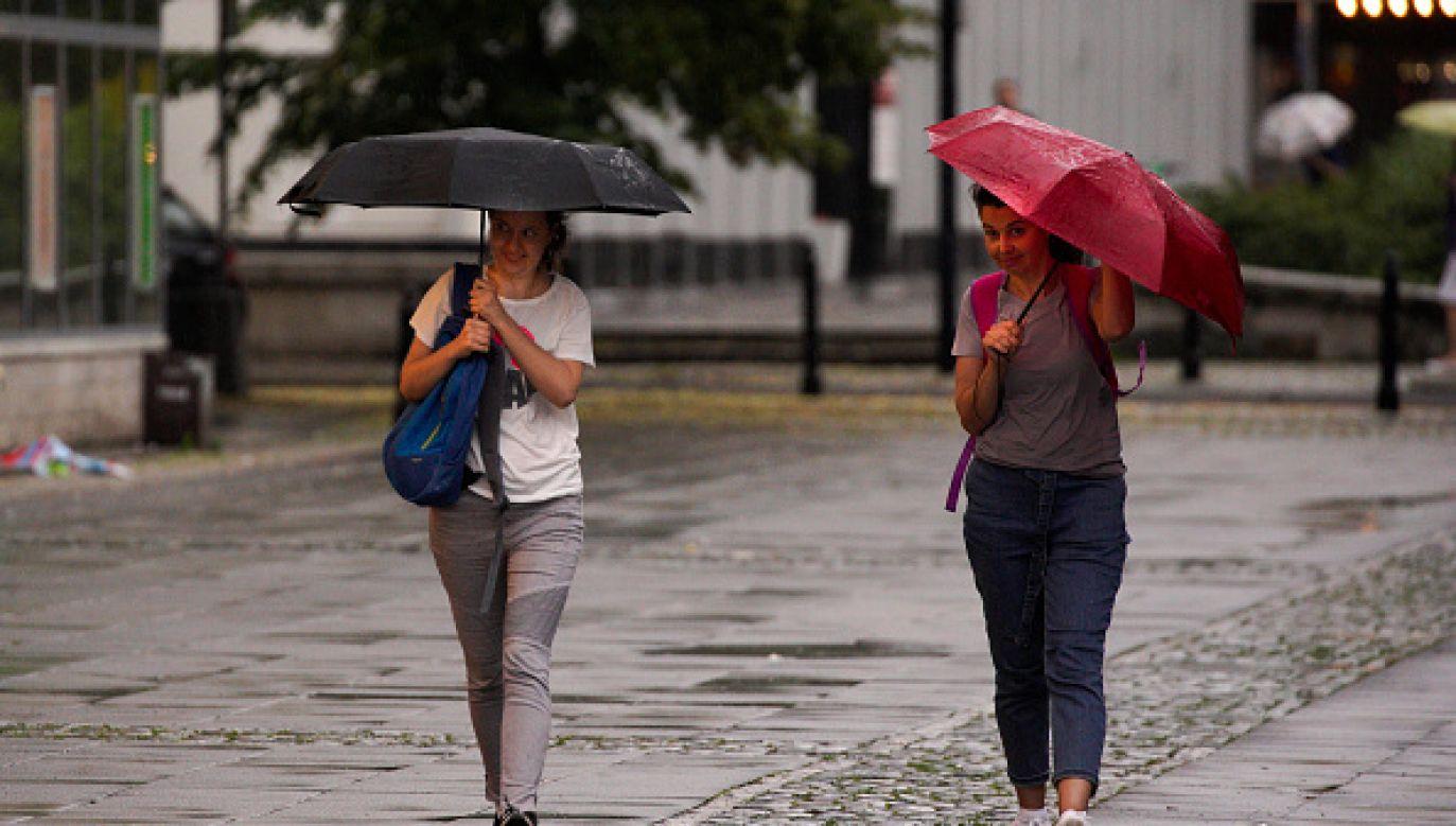 Następnej nocy będzie 10-13 st. (fot. Getty Images)