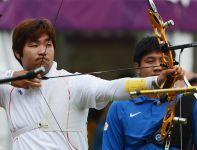 Dong Hyun Im - rekordzista świata (fot. PAP/EPA)