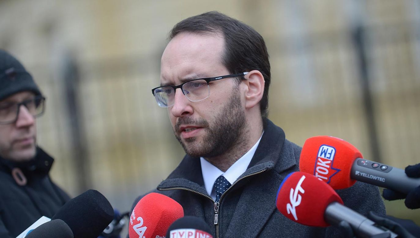 Stanisław Żaryn (fot. PAP/Marcin Obara)