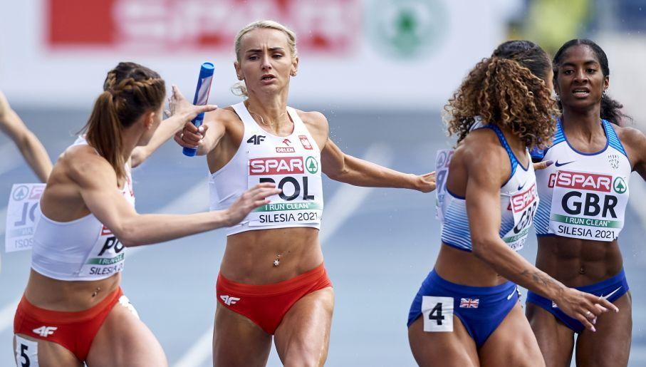 Justyna Święty-Ersetic (fot. Getty Images)