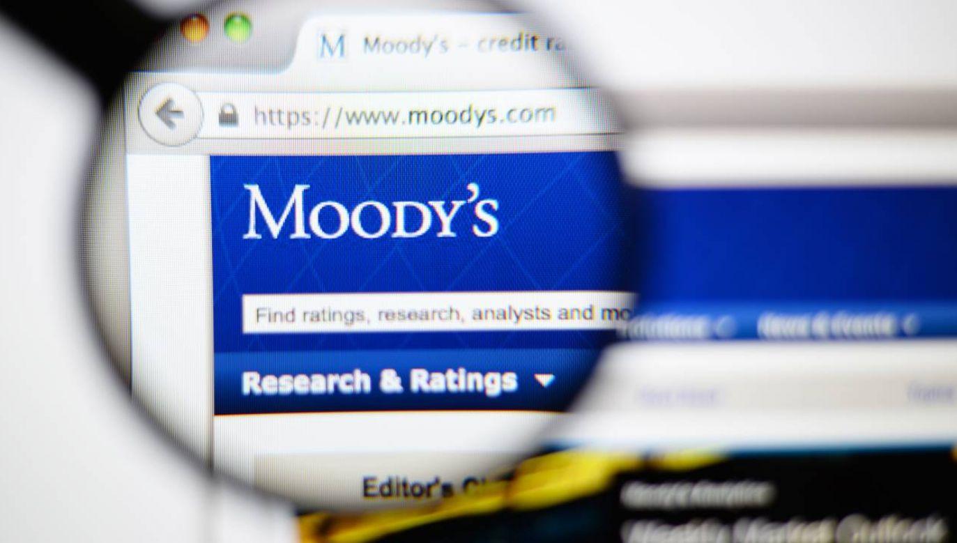 Spośród trzech największych agencji ratingowych Moody's najwyżej ocenia wiarygodność kredytową Polski (fot. Shutterstock/Gil C)