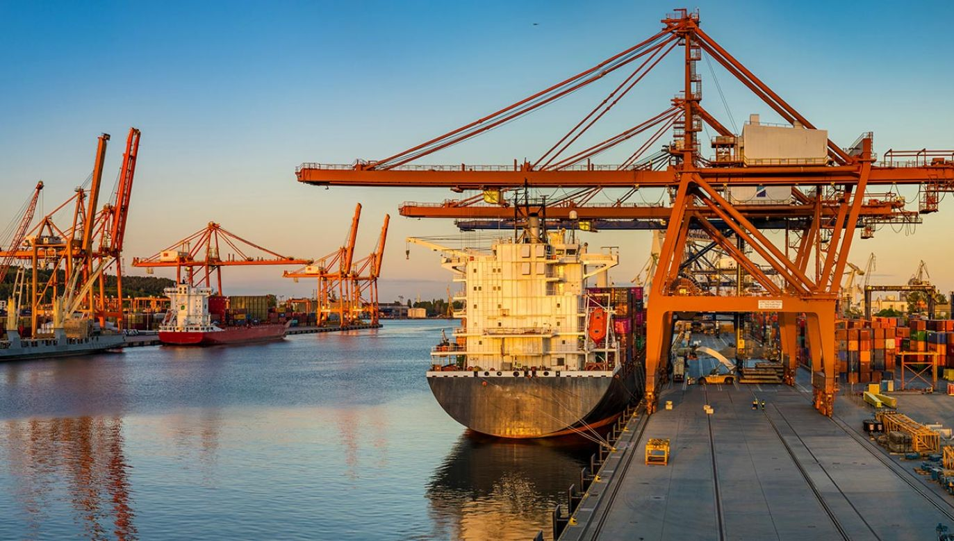Port jest istotą i dumą Gdyni oraz szansą na jej dalszy rozwój (fot. Shutterstock/Mike Mareen)