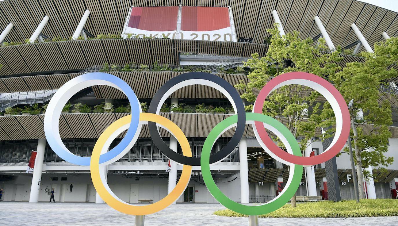 Igrzyska olimpijskie rozpoczynająsię23 lipca (fot. PAP/EPA/Tamas Kovacs)