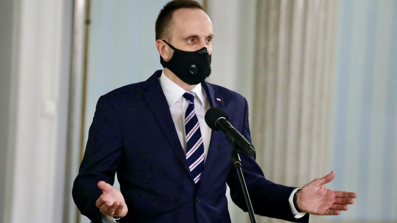 Następcę Janusza Kowalskiego ma wskazać Solidarna Polska (fot. PAP/T.Gzell)