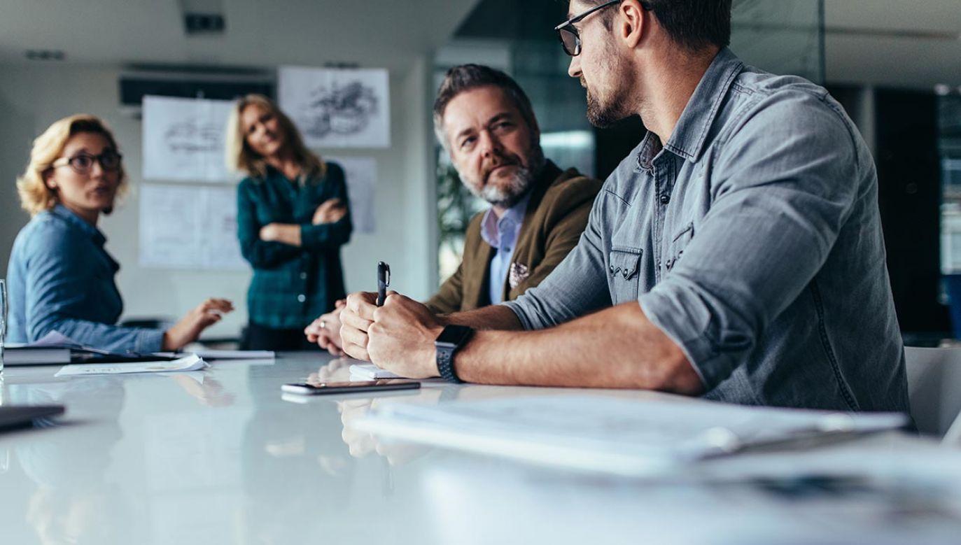Planowane zwolnienia w październiku były większe niż we wrześniu (fot. Shutterstock/Jacob Lund)