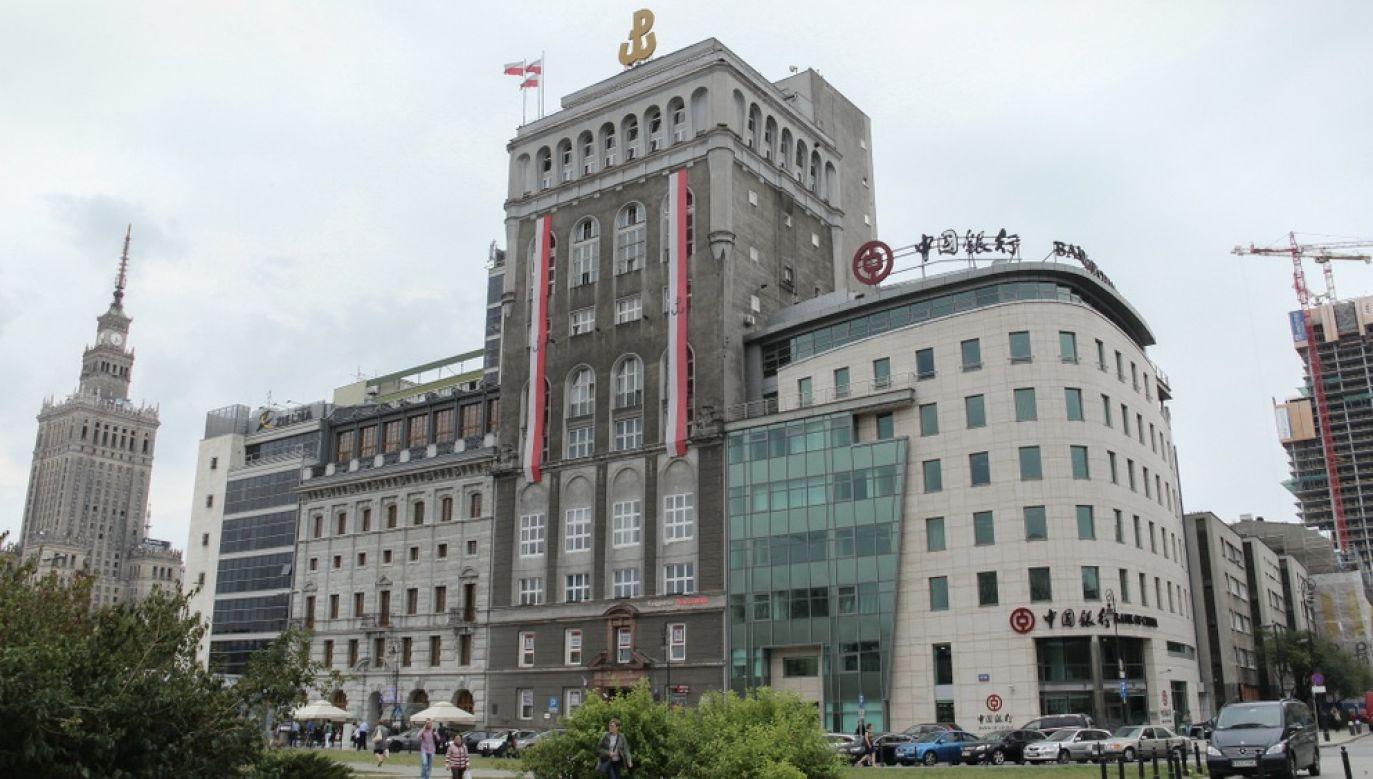 W budynku mieści się siedziba Ordo Iuris (fot. Shutterstock/irena iris szewczyk)