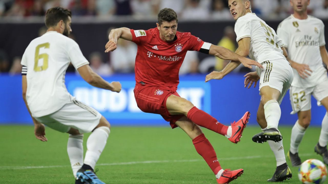 Bayern i Real mogąsiępochwalićzyskiem (fot. A.Hassenstein/Bongarts/Getty Images)