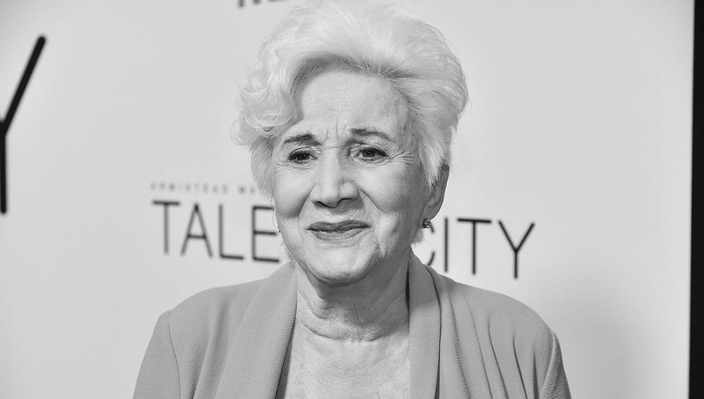 Aktorka miała 89 lat (fot. Theo Wargo/Getty Images)