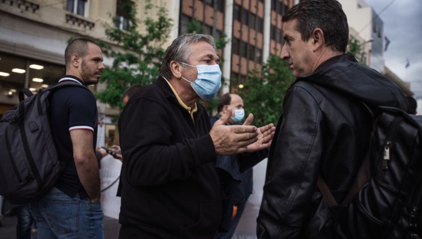 Zwolnienie wchodzi w życie w czerwcu (fot. Maria Chourdari/NurPhoto via Getty Images)