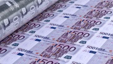 Na koniec lutego 2021 r. stan aktywów rezerwowych wyniósł 134,8 mld  euro (fot. Shutterstock/Corona Borealis Studio)