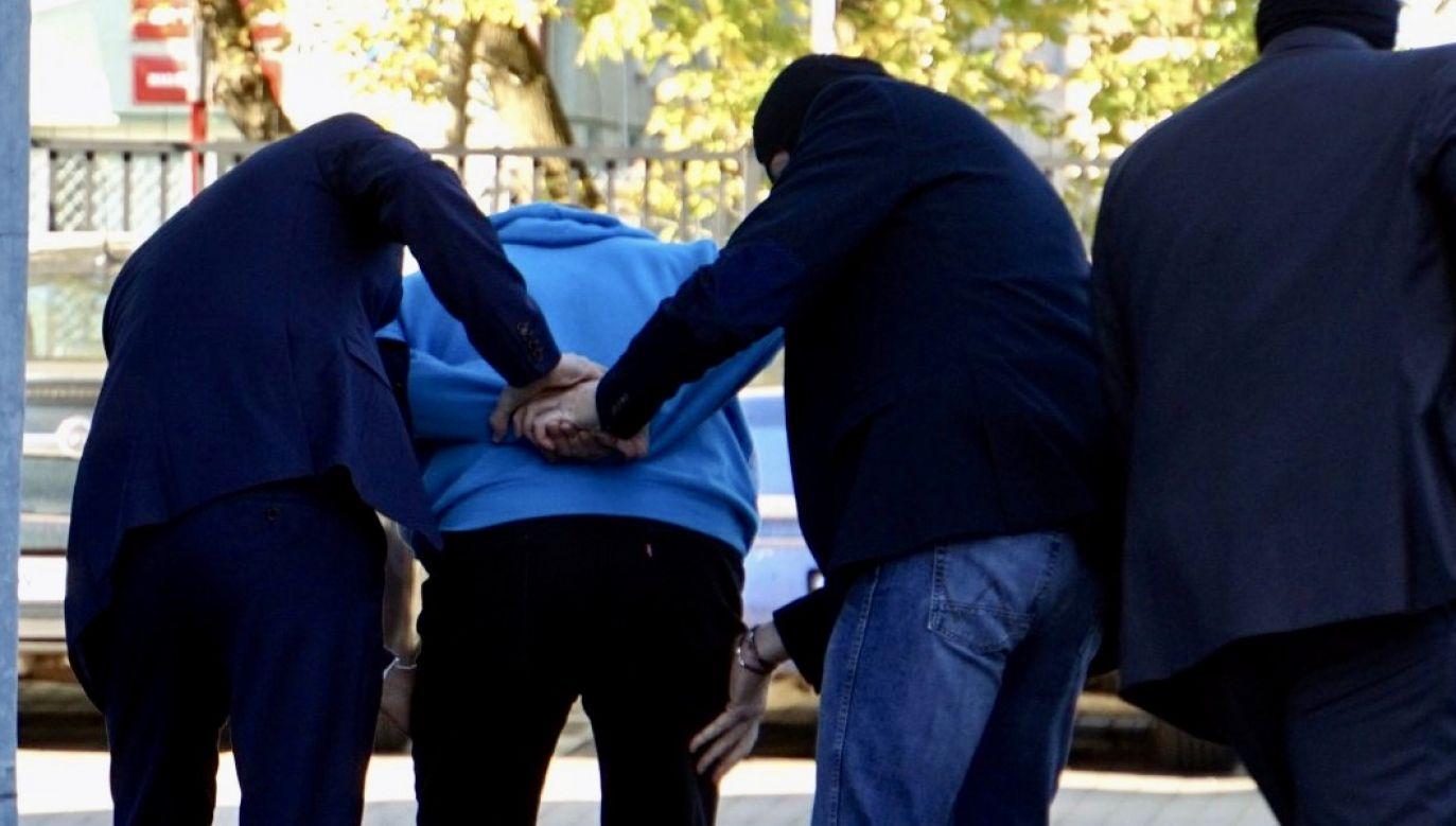 Łapówka miała być zapłatą za wstrzymanie czynności egzekucyjnych (fot. CBA, zdjęcie ilustracyjne)