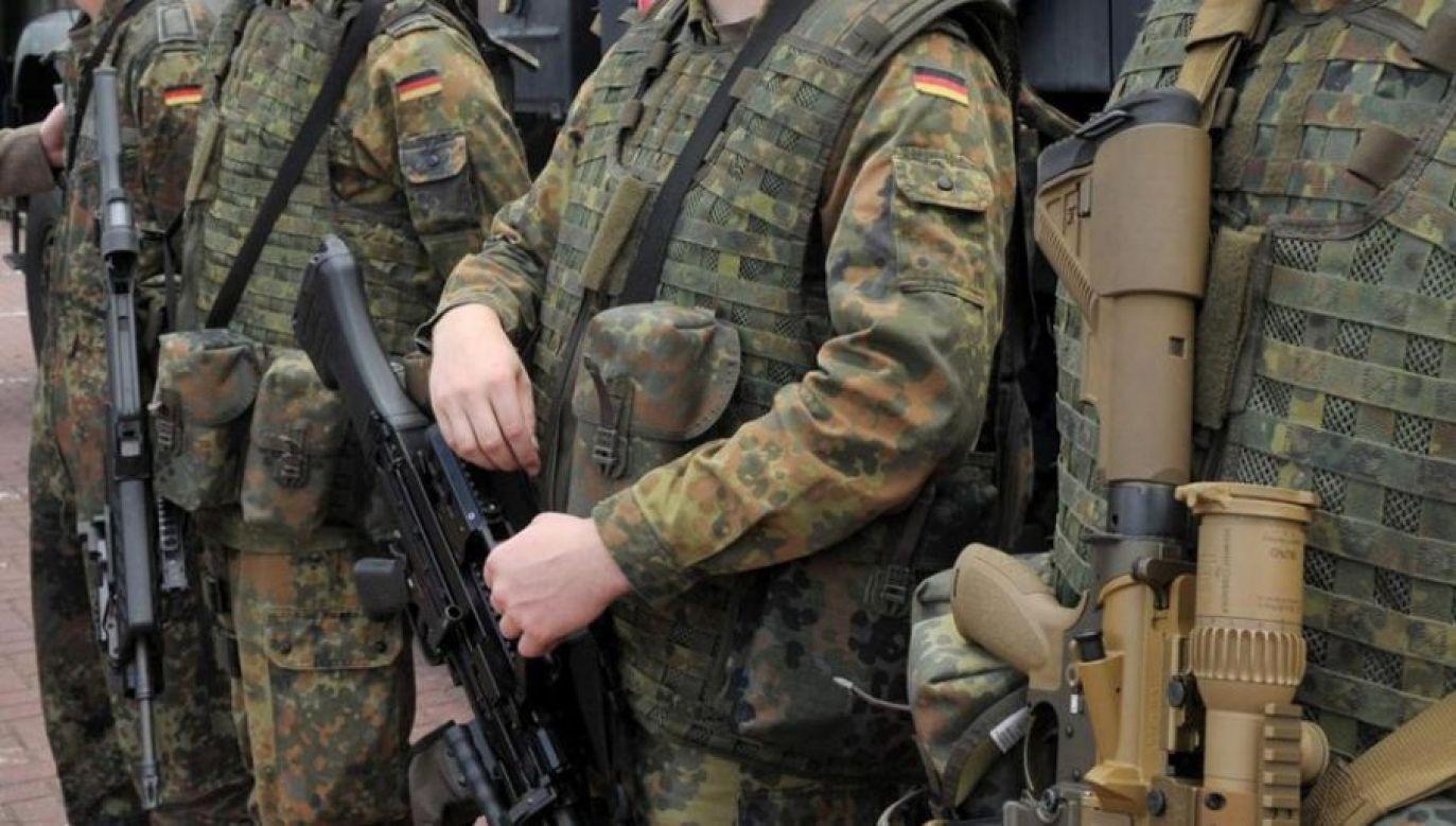 Bundeswehra zmaga się z wieloma problemami (fot. Bundeswehr.de)