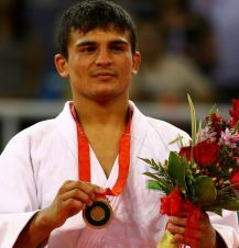 Riszod Siborow (fot. Getty Images)