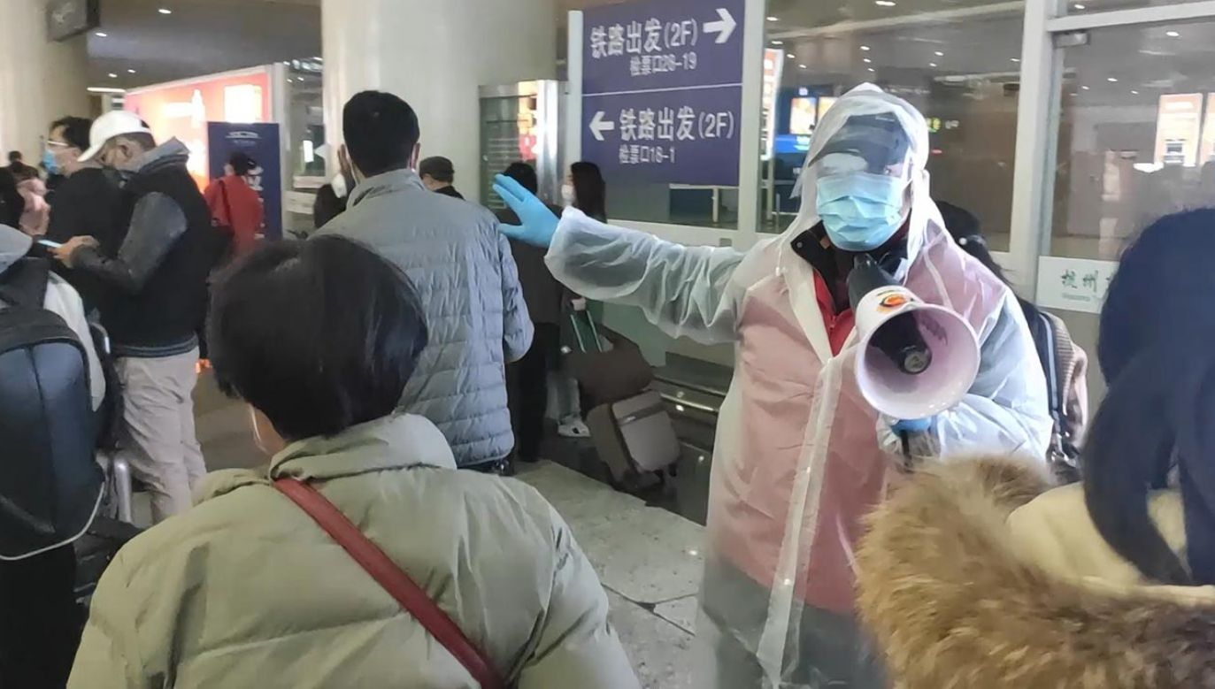 W całym kraju według oficjalnych danych na Covid-19 zachorowało ponad 84 tys. osób (fot. To są Chiny)