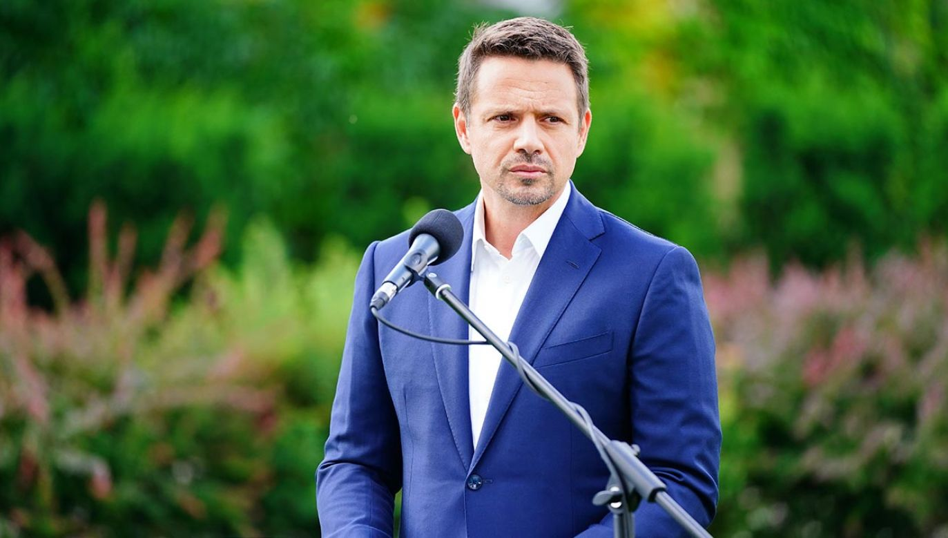 Rafał Trzaskowski (fot. PAP/Mateusz Marek)