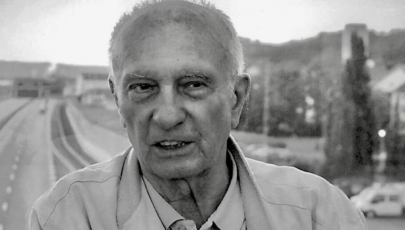 Benedykt Krysik zmarł w wieku 92 lat  (fot. Polski Związek Piłki Siatkowej)