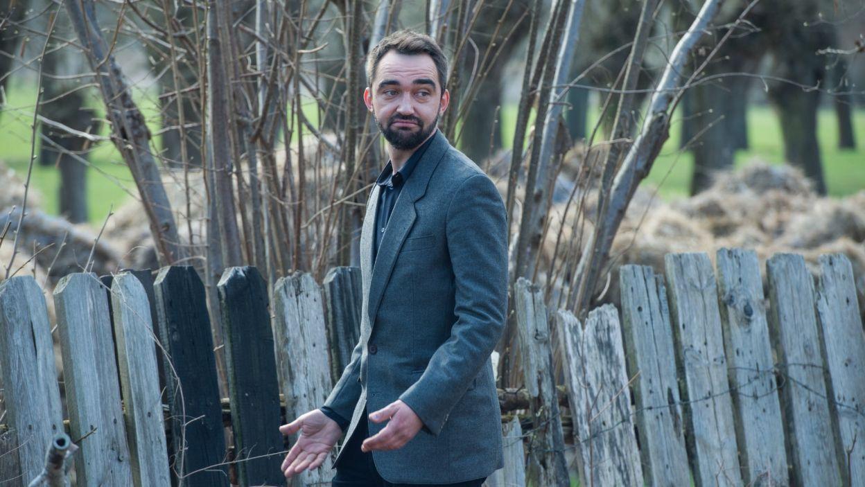 W roli Georga wystąpił Marcin Przybylski (fot. Jan Bogacz/TVP)
