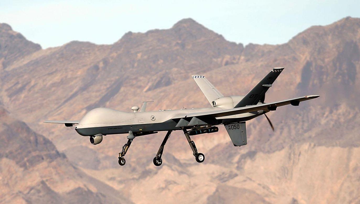 Al-Matar miał zginąć w ataku z użyciem drona (fot.  Isaac Brekken/Getty Images)