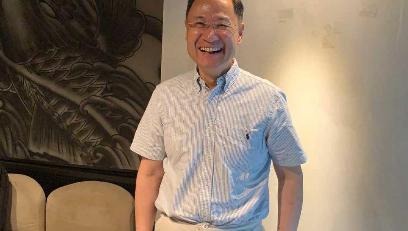 Xu Zhangrun jest znanym krytykiem rządzącej (fot. TT)