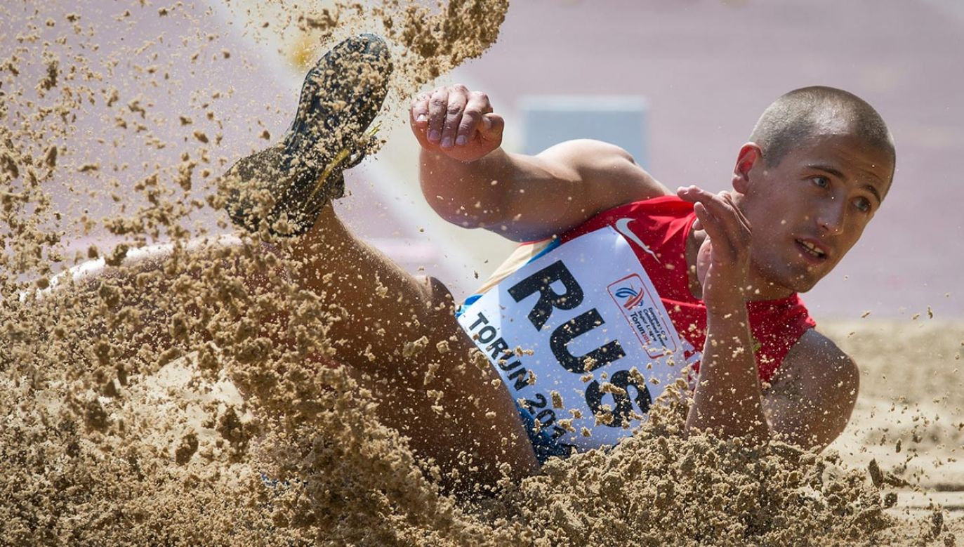 W 2019 roku rosyjscy zawodnicy pod neutralną flagą zdobyli sześć medali mistrzostw świata (fot. PAP/Tytus Żmijewski)