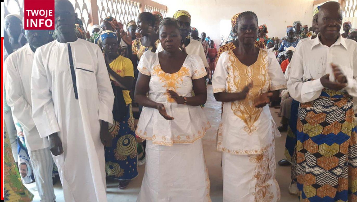Na platformę Twoje Info otrzymaliśmy zdjęcia z misji Kamerunie (fot. Twoje Info)