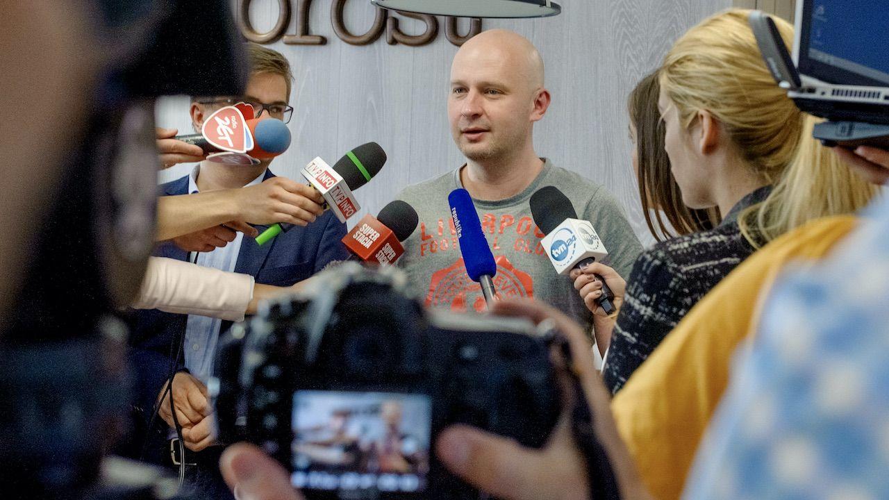 Dziennikarz i jego szef uważali, że mają obowiązek chronić źródła informacji (fot. arch.PAP/A.Markowicz)