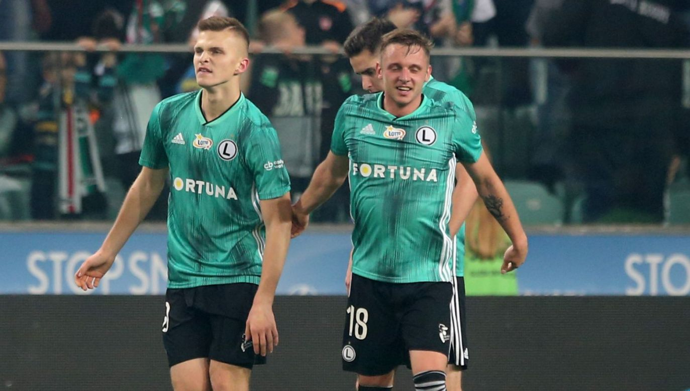 Maciej Rosołek i Arvydas Novikovas (fot. Piotr Kucza/400mm.pl)
