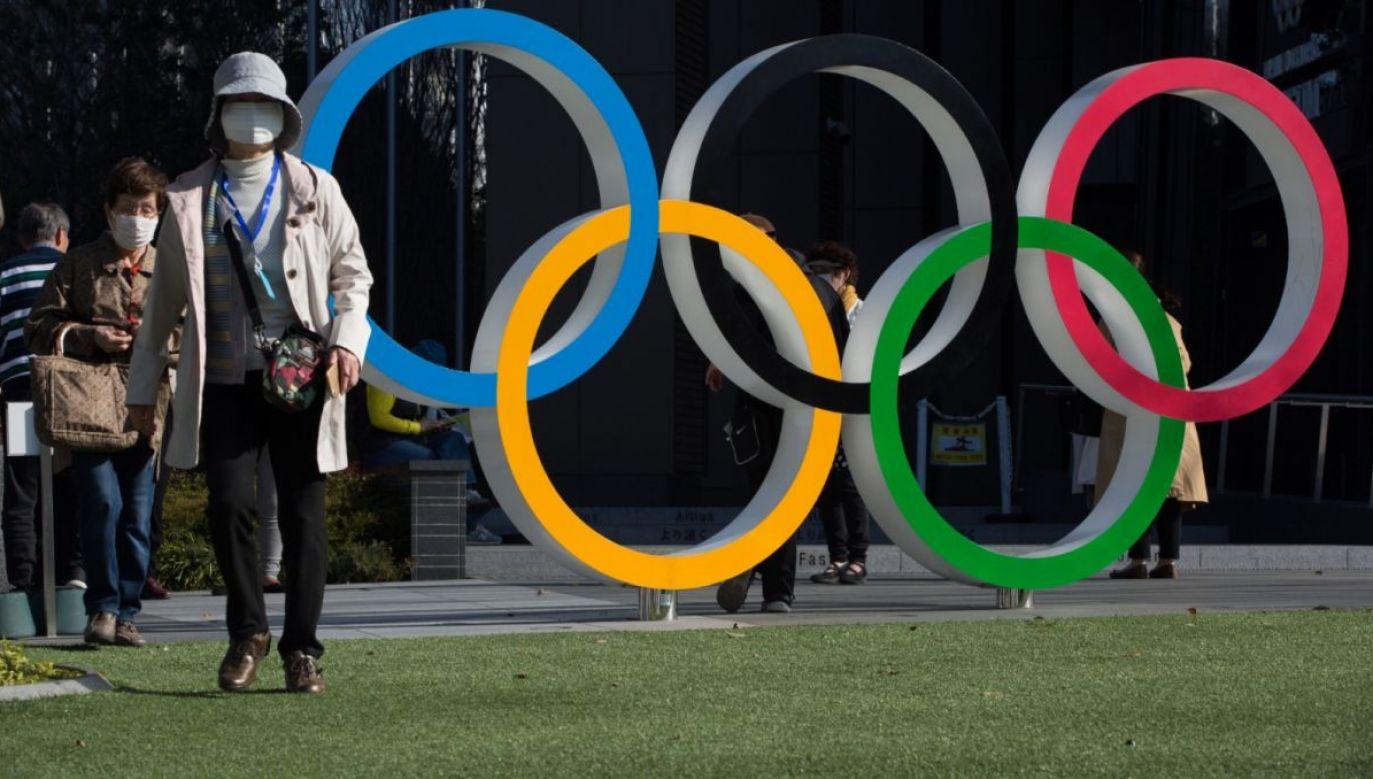 Igrzyska w Tokio 2021 (fot. Getty)