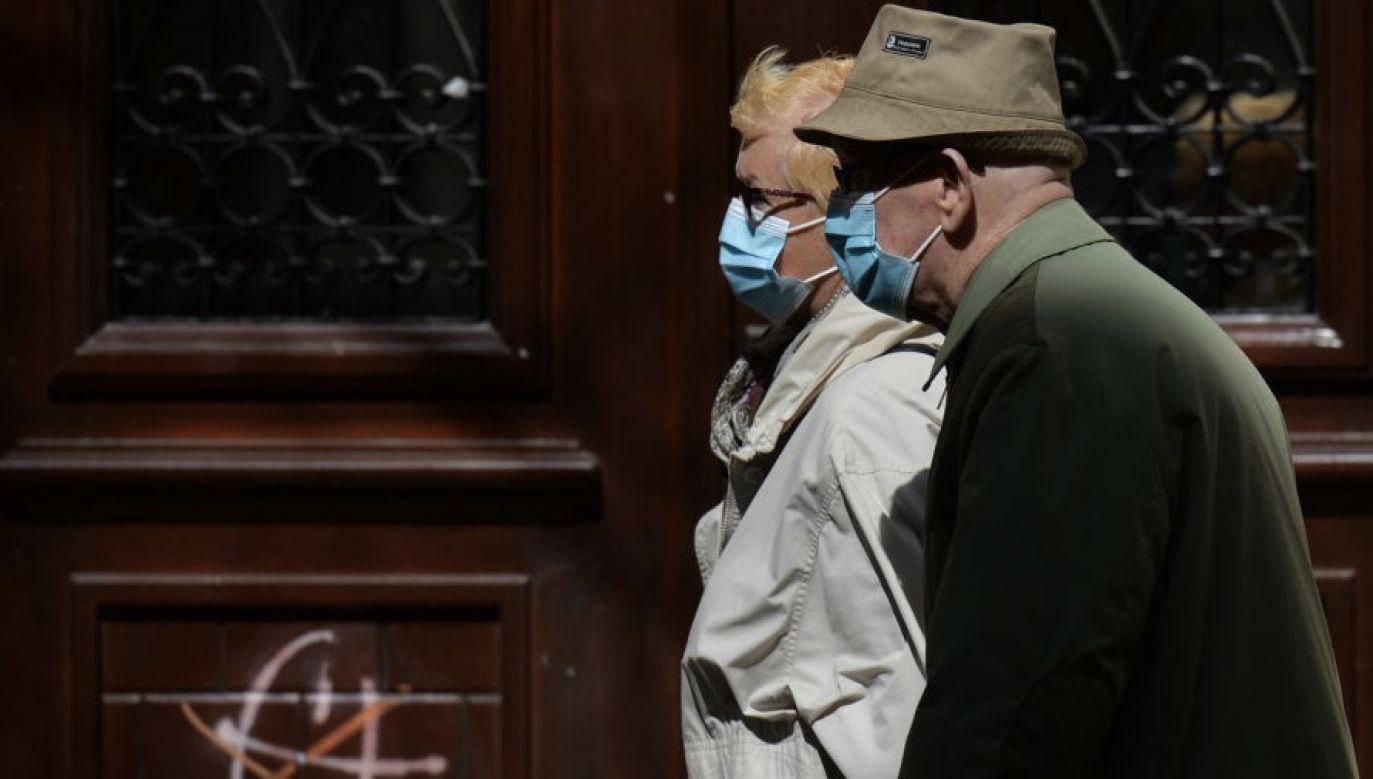 Dzięki tej inicjatywie osoby starsze będą bezpieczniejsze (fot.  Artur Widak/NurPhoto via Getty Images, zdjęcie ilustracyjne)