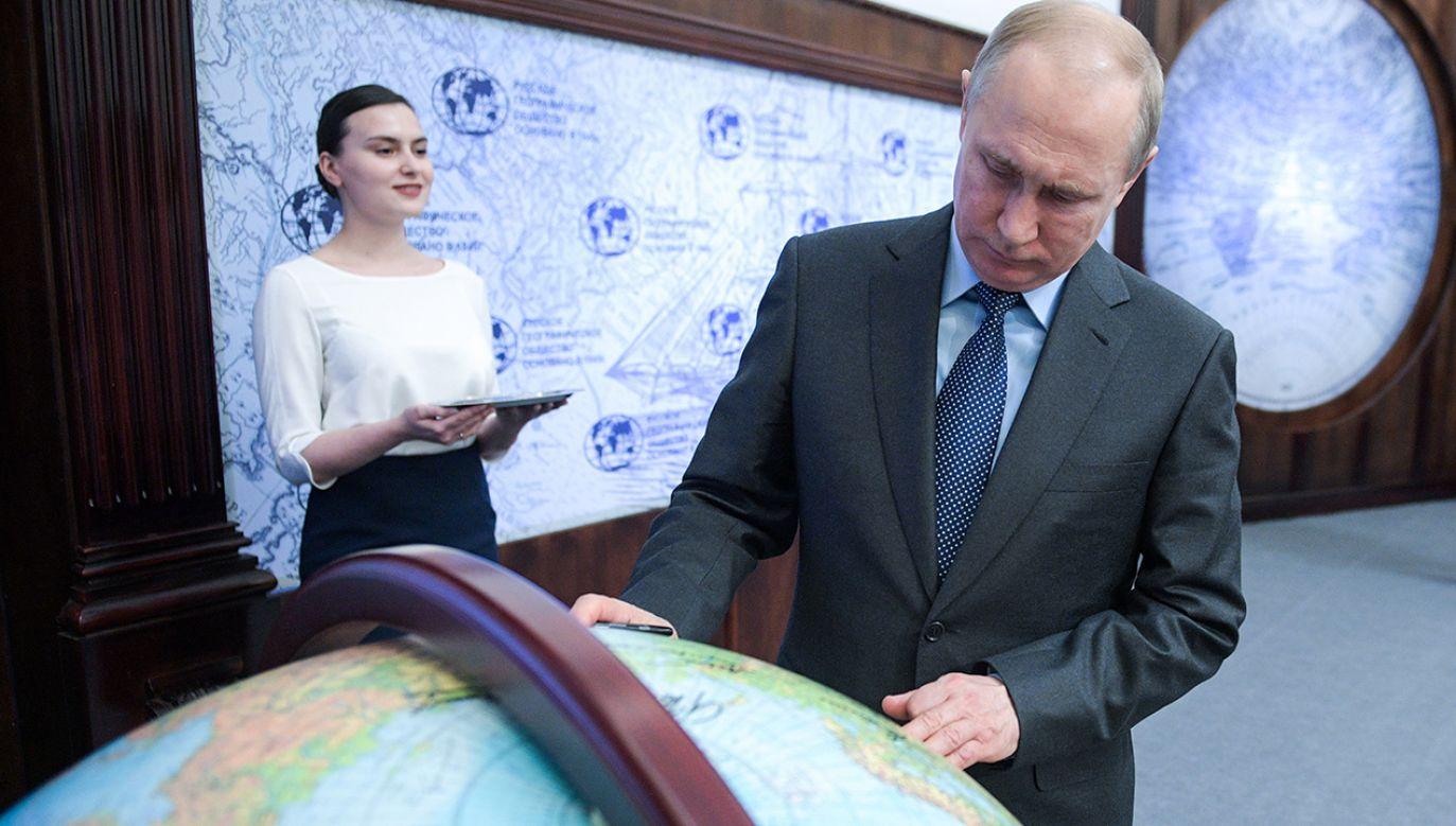 Rosja wciąż uważa Bałkany za swoją strefę wpływów (fot. Alexei Druzhinin\TASS via Getty Images)
