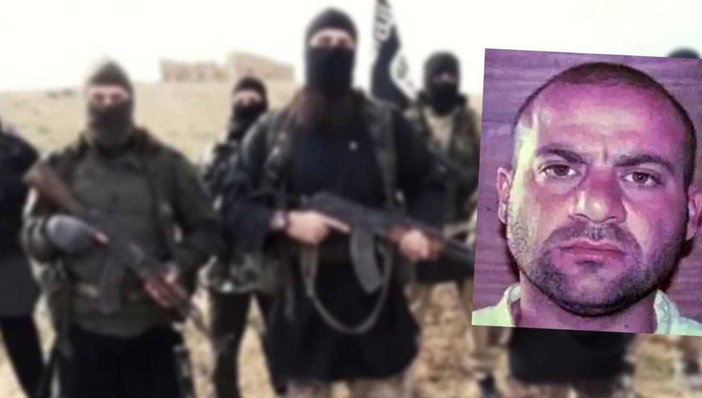 Amir Muhammad Said Abdal-Rahman al-Mawla jest poszukiwany (fot. DoD/ISIS)