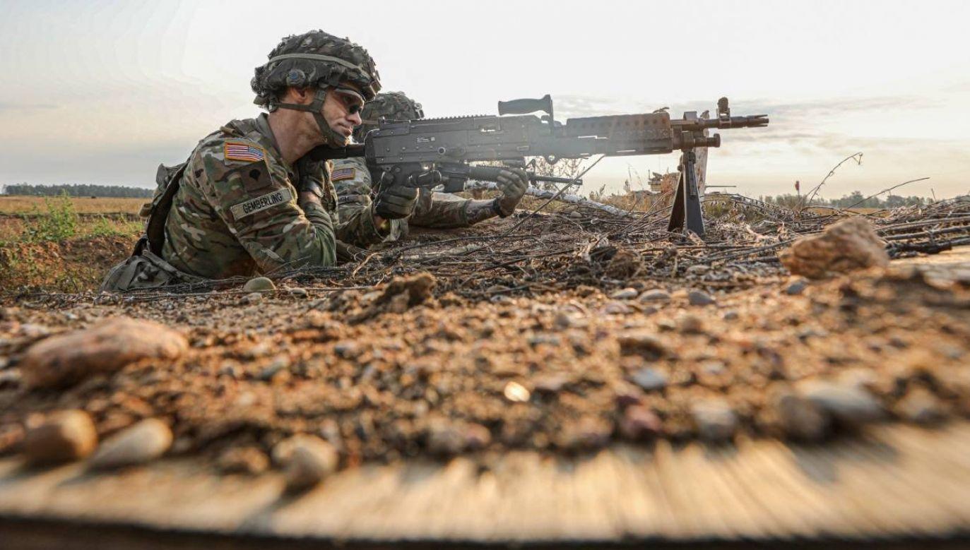 """Ostatnią fazą """"Steadfast Defender 21"""" będą manewry lądowe w Rumunii (fot. US Army)"""
