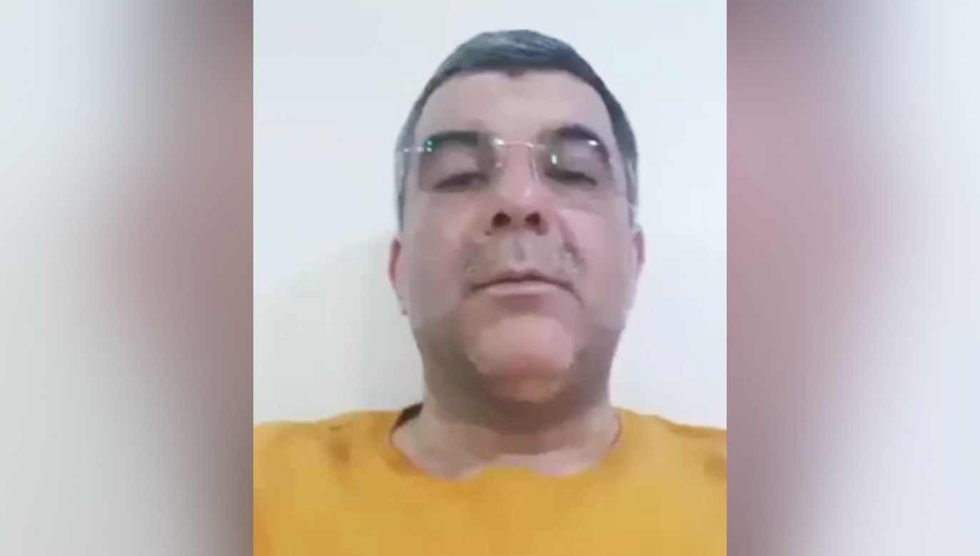 Iraj Harirchi (fot. Twitter)
