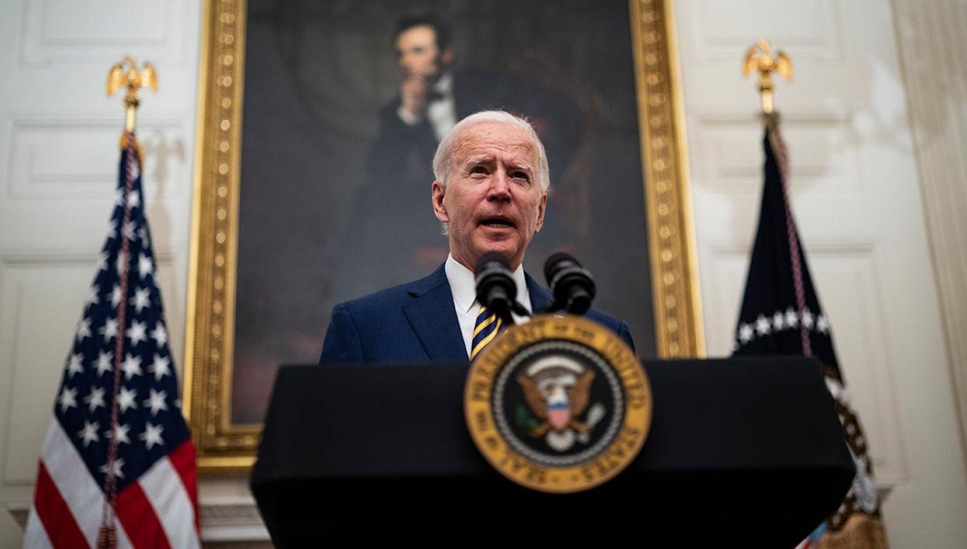Amerykanie sceptyczni wobec zapowiedzi prezydenta USA Joego Bidena (fot. Jabin Botsford/The Washington Post via Getty Images)