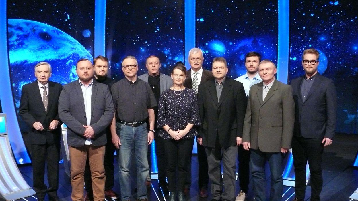 Zawodnicy 8 odcinka 110 edycji